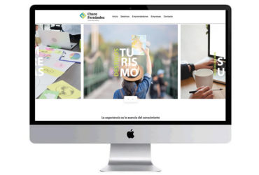 Diseño y desarrollo de páginas webs responsive